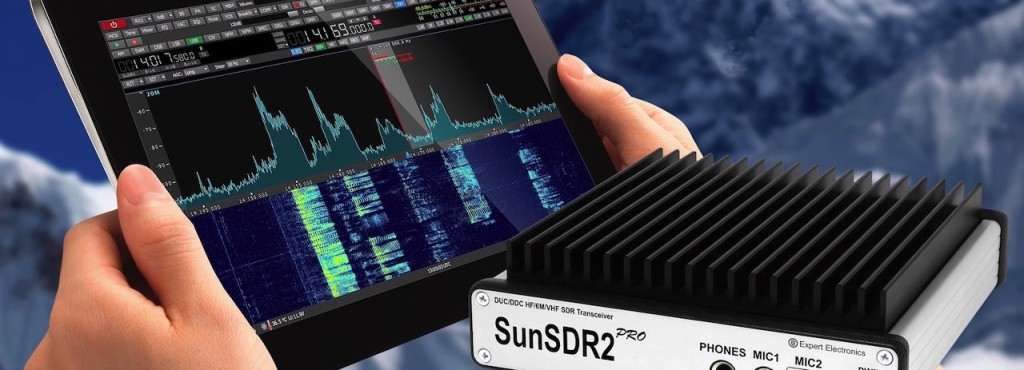 SunSDR2 PRO with ExpertSDR2