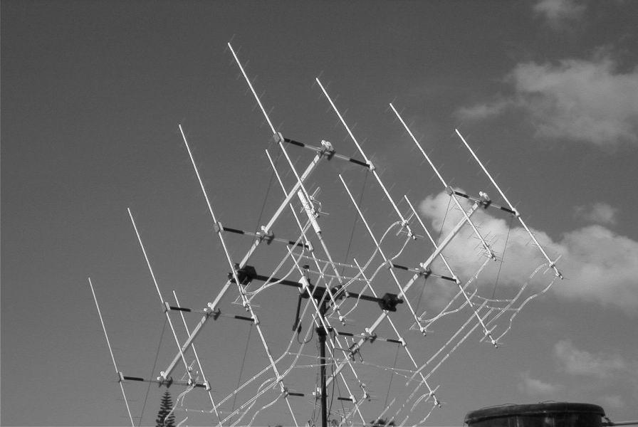 EA8FF 432 MHz Array