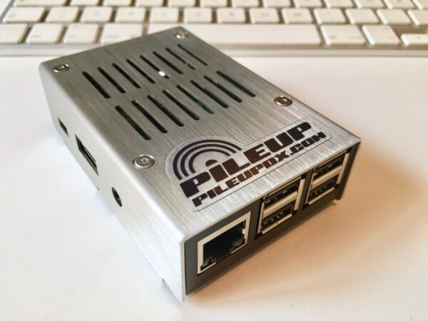 Pileup RPI Server