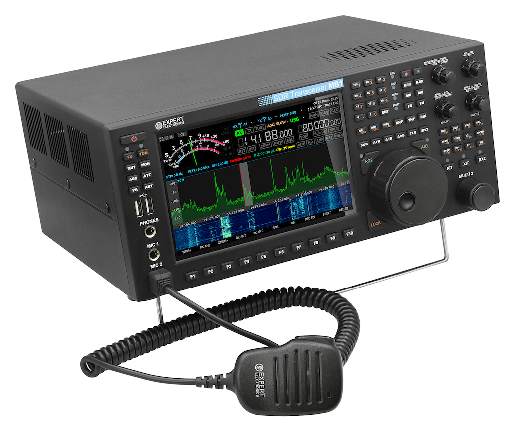 MB1 High End HF, 6m & 2m SDR Transceiver