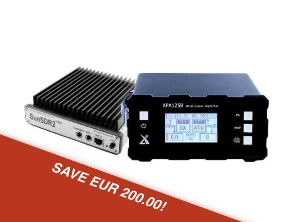 SS2PRO + XPA125B Offer
