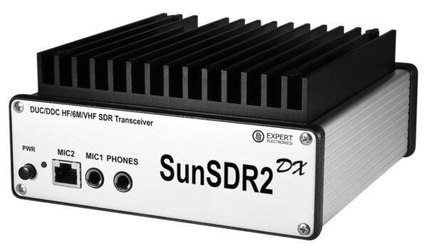 SunSDR2 DX front