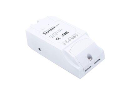 docooler Sonoff 4CH R2 WiFi Licht Smart Switch 4 Bande 4 canali Switch elettronico iOS Android di Controllo AP Funziona con Google Alexa Pagina di Avvio